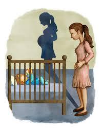 Risultati immagini per depressione perinatale