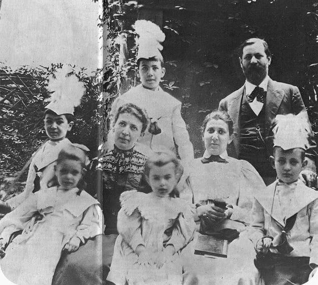 Freud e famiglia