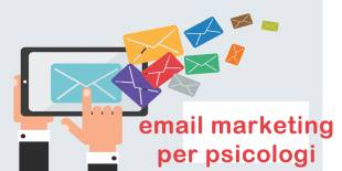 Email marketing per psicologi