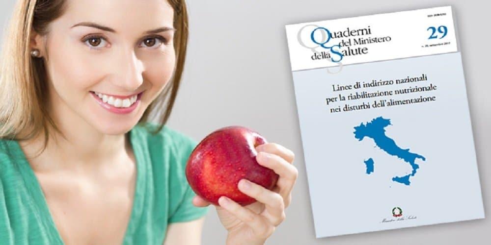 iabilitazione nutrizionale nei Disturbi dell'Alimentazione