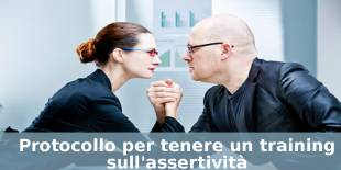 training asserttività