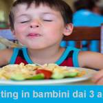 Mindful Eating in bambini 3-11 anni