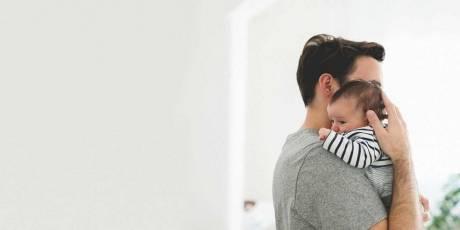 depressione post-partum padri madri