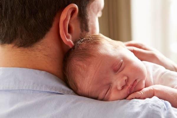 La fatica di diventare padre