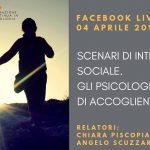 Scenari di integrazione sociale. Psicologi nei centri accoglienza