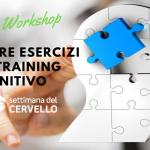 FREE Workshop: Realizzare esercizi per il training cognitivo